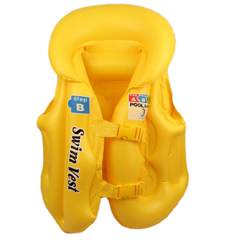 China manufacture competitive price beautiful and safety kids life jacket vest