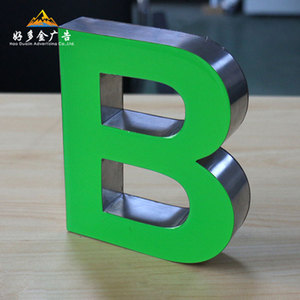 Epoxy Resin Outdoor School Changeable Letter Led Signs China