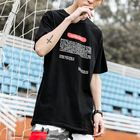 Fashion Clothes Men Black T Shirt