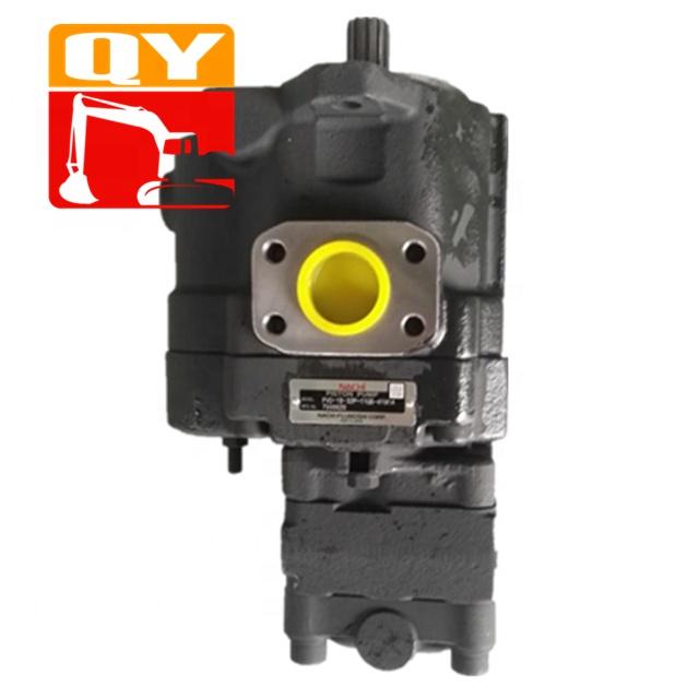 PC35 hitachi 3T excavator high pressure piston pump PVD-1B-32P in stock with good price