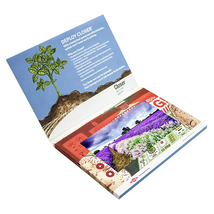 Plant manufacturing books and brochures