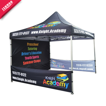 3x3M New Style Hexagon Metal Gazebo Large Pop Up Tent For Events