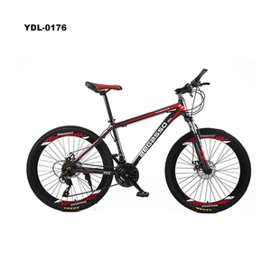 26 inch 21 speed Aluminum Alloy Frame brake disc mountain bike MTB bicycle