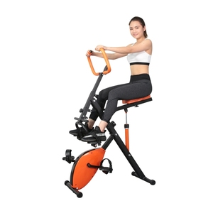 Power rider total crunche Indoor horse rider home gym equipment body fit exercise equipment