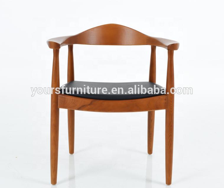 vente cuir couleur salle salle à manger siège la chaise noire à pour en manger bois Personnalisé bras chaise en en Yf7b6gy