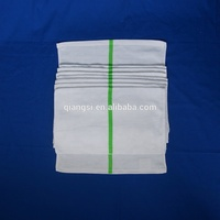 Stripe cleaning cloth bar mop terry towels