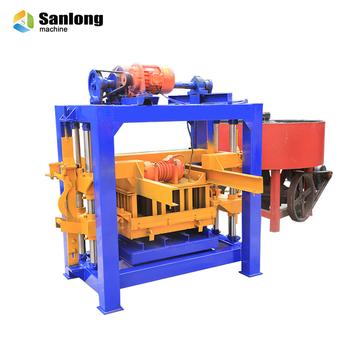 Qt4-40 Aircrete Automatic Concrete Block Making Machine Price In Pakistan -  Buy Aircrete Block Making Machine,Block Making Machine Price,Concrete