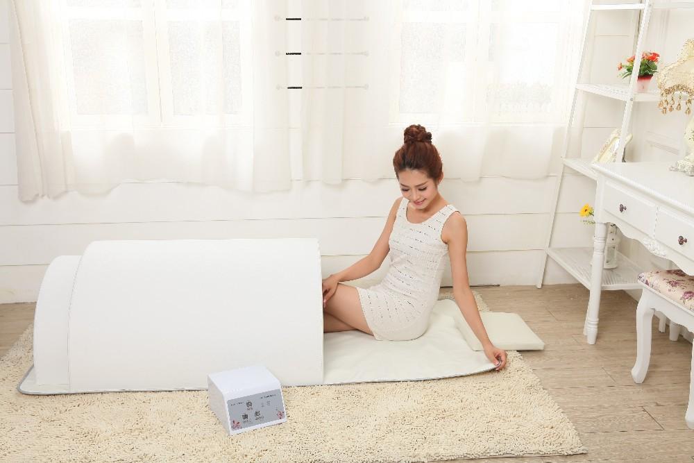 portable sauna steam full body sauna dome, far infrared hothouse sauna dome