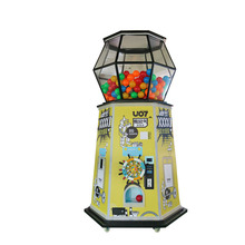 Hot Selling Factory prijs machine grote Gashapon machine & muntautomaten capsule speelgoed bal automaat & gift vending machine