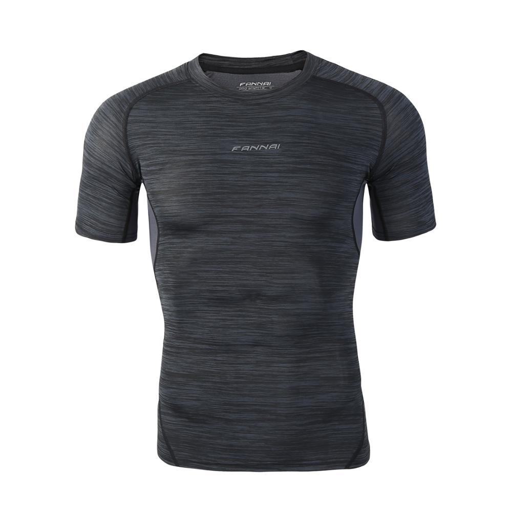 Wholesale Custom Anti-Pilling Quick Dry Breathable Athletic Wear Mens Works Gym T Shirt