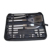 Oxford Tas 5 pcs Rvs BBQ Tool Set