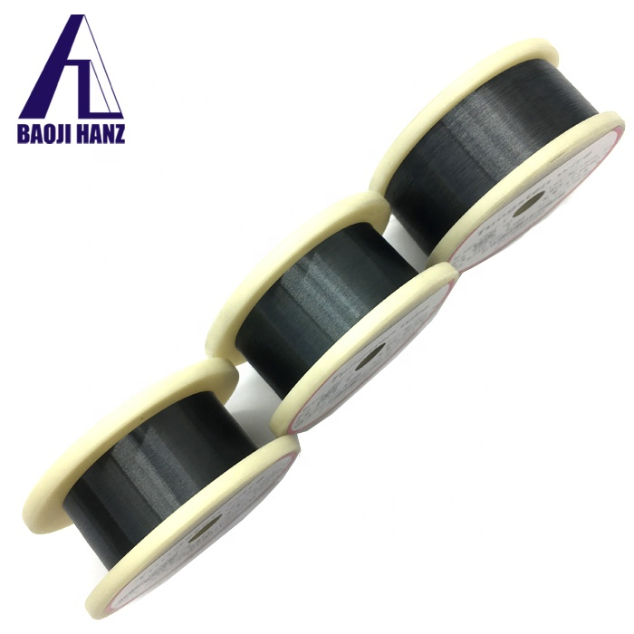 factory supplying 0.015mm micron tungsten filament wire for halogen lamp