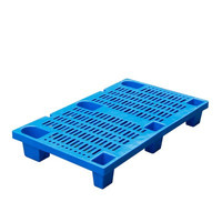 Factory Wholesale Virgin HDPE Reinforced Recycle 9 legs Euro Plastic Pallets