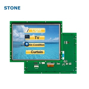 STONE 10 4 inch high brightness lcd module controlled by MCU command set
