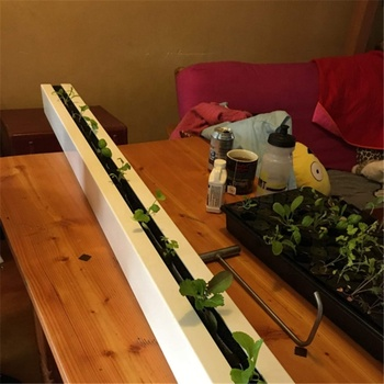ZIP hydroponic nft vertical tower system for sale