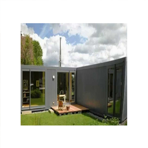 Prefab Portable Temporary Housing Manufactured Modular Container House