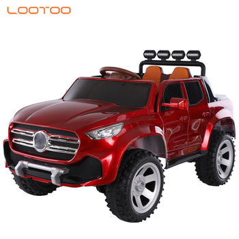 New 2019 two seats automatic battery car play children electric car for baby girl 5 years