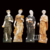 Hand Carved Four Season Lady Garden Greek Marble Statue Prices