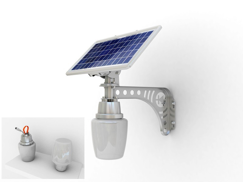 Courtyard Lamp Series 1.0 Energy Saving Solar Light