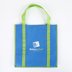 Handled Pp Bag With Zipper Bag Shopping Bag Wholesale Cheap Recycle Polypropylene Pp Tote Shopping Non Woven Bag With Zipper