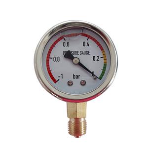 Radial Direction Pressure Gauge, Radial Direction Pressure