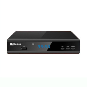 Hellobox V5 Plus H 265 DVB-S2 Satellite Receiver Autoroll