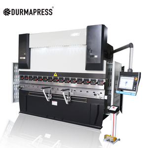 MB8 200T/3200 DA66T CNC Press Brake Full Servo Hydraulic Sheet Metal Bending Machine