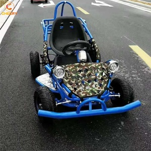 Cheery amusement rides 4 wheel dune sand beach buggy 150cc cheap gas powered go karts for sale