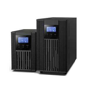 ZGD high frequency ups 3kva/2400W ups system in Wholesale Built-in battery pure sine wave on-line UPS