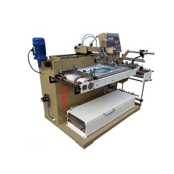 Automatilc Single Color Horizontal silk screen printing machine 4 satin printing machine