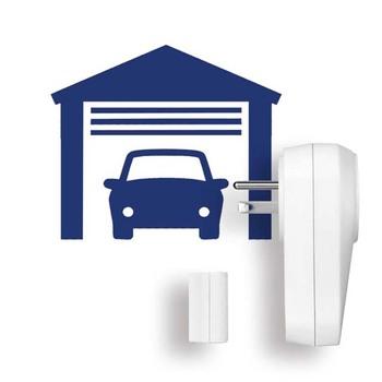 Smartthings Garage Door Opener Control Your Genie Garage