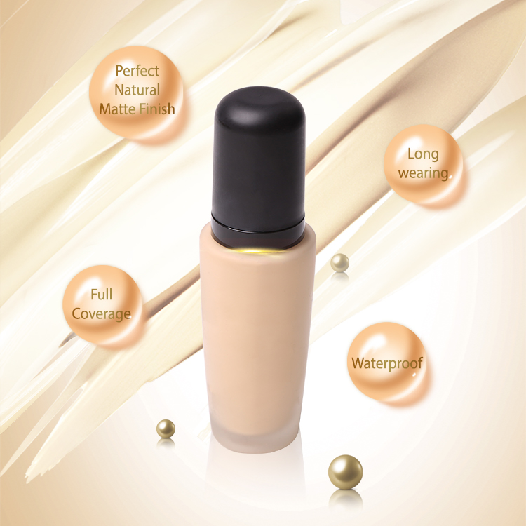 A43 OEM คุณภาพสูง full coverage Foundation makeup liquid