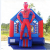 Hot Sale Bouncy House Inflatables Spider-man Combo Jumping Castle For Party Jumpers