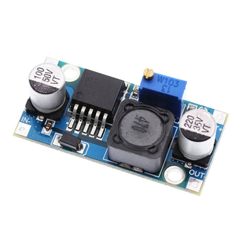 Wholesale lm2596 LM2596S-adj mini buck boost DC-DC 3-40V adjustable step-down converter power Supply module