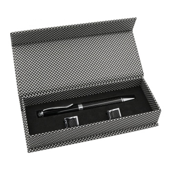 High Value Carbon Fiber Pen ,Gift Pen Box, Cuff Links Gift Pen Set  With Box