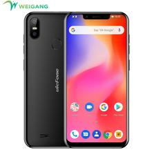 Ulefone S10 Pro Handy Android 8.1 5,7 zoll 19:9 MT6739 Quad Core 2 GB RAM 16 GB ROM 13MP + 5MP Gesicht Entsperren 4G Smartphone