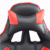 RGB light game chair Bluetooth speakers game chair