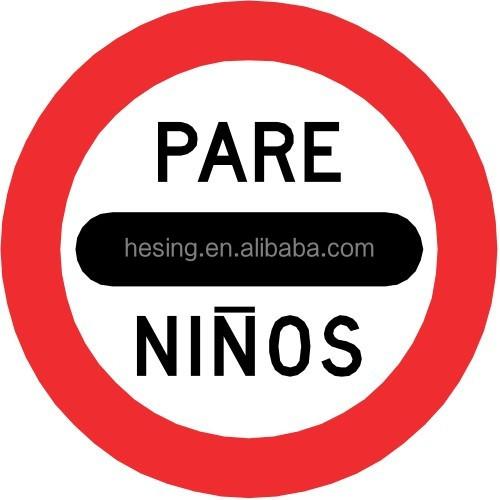 Traffic Road Safety Signs Alibaba China Factory
