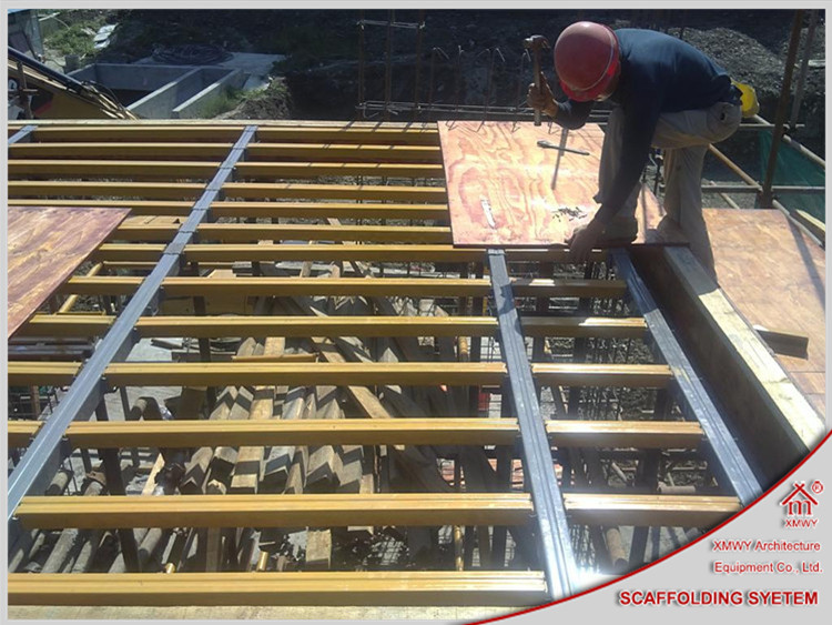 High Quality Metal Formwork For Slabs Replace Timber Beam