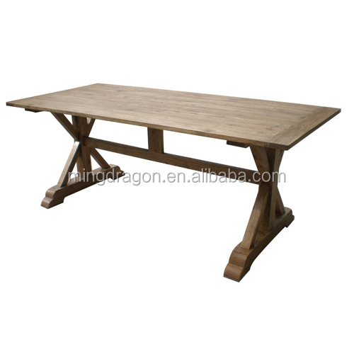 Reciclar muebles madera mesa comedor/antigüedades de madera maciza ...