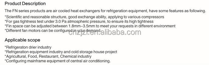 Power Saving Heat Exchanger for Air Cooled Room