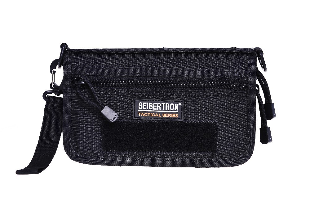 Seibertron Tactical Molle Compact BDU Wallet Carry Case Holster Phone Holder