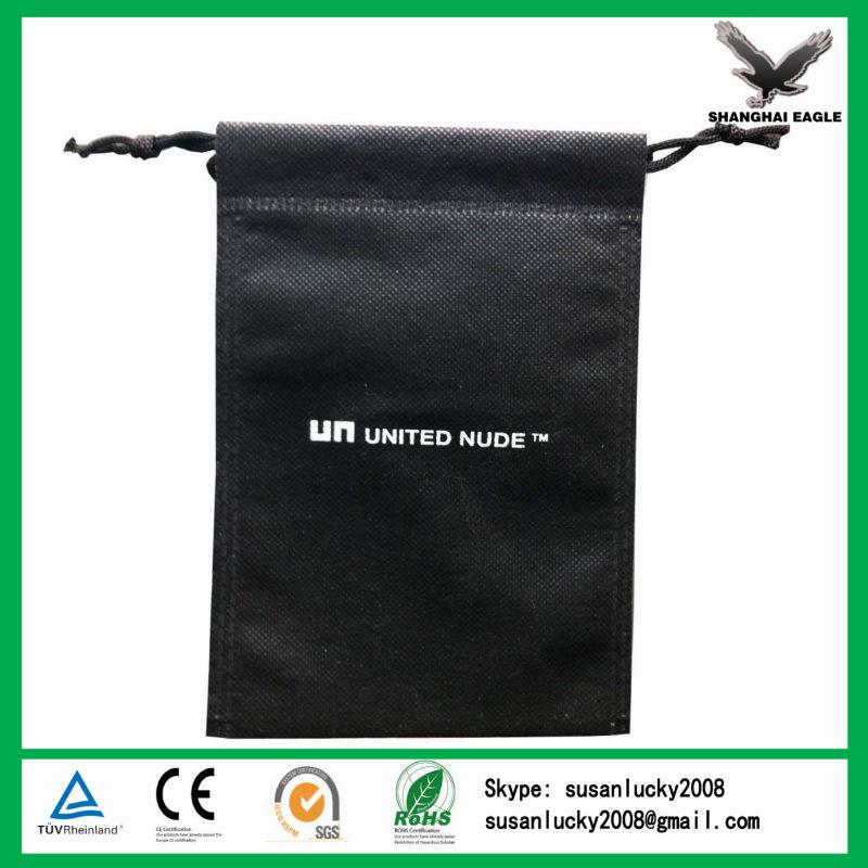 High Quality Mini Non Woven Fabric Drawstring Bag/ Small Non Woven ...