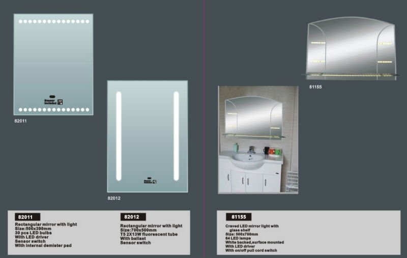 Led Vanity Make Up Mirror Floor Standing Light Stand Mirrorboa