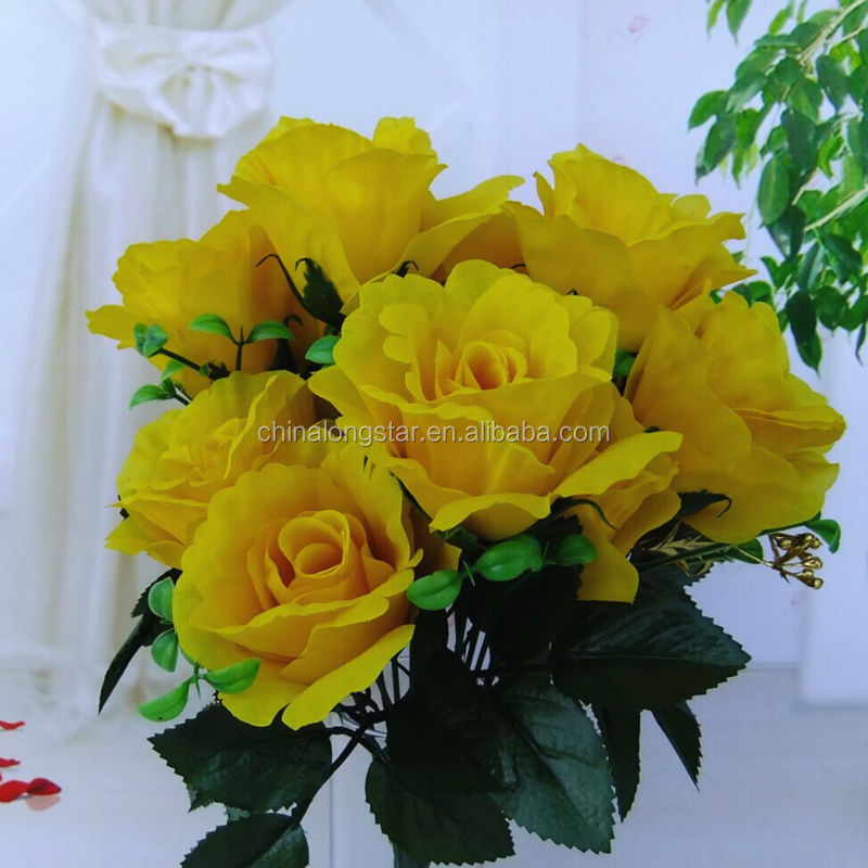 Artificial Flowers For Funeral Wreaths (used For Making Funeral ...