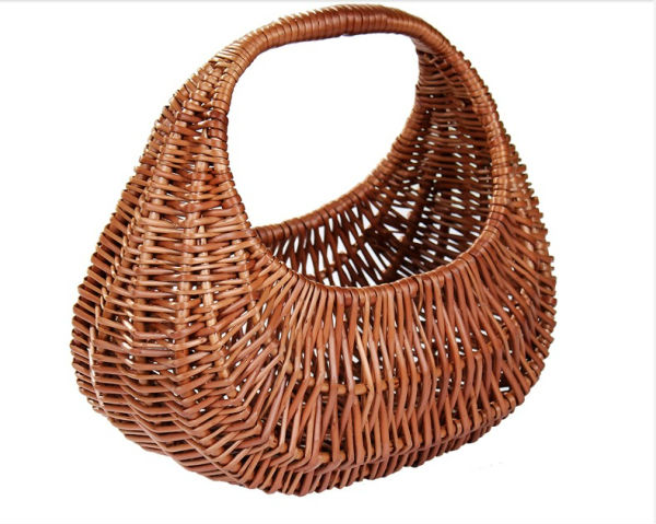 Empty Wicker Gift Baskets With Handles Wicker Baskets For Gifts