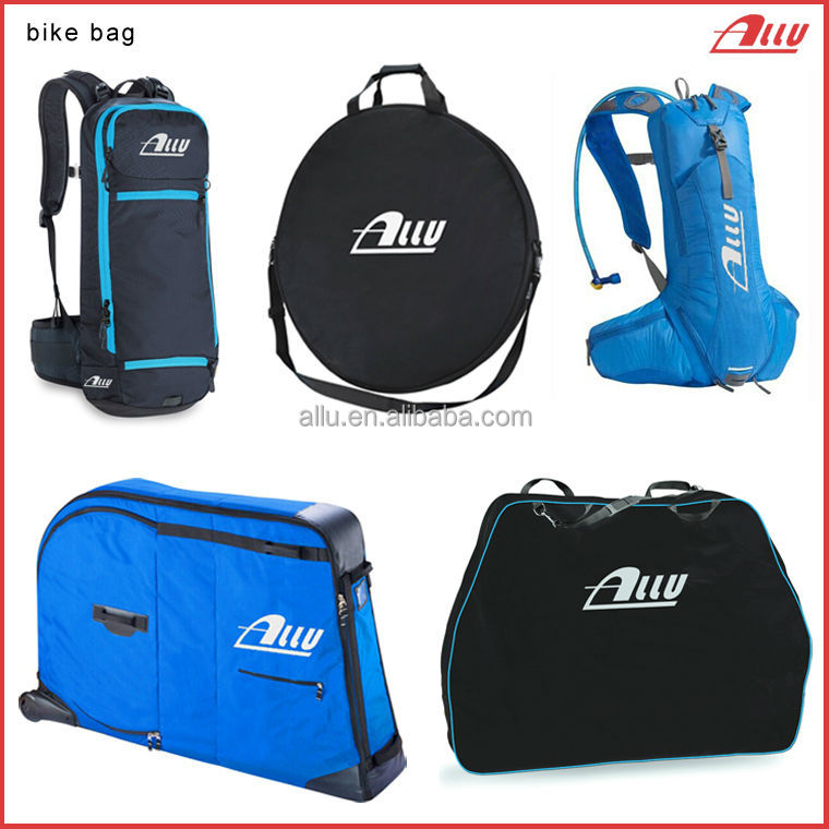 Wholesale Custom Transport Foldable Bicycle Travel Case Box Bike Folding Bag
