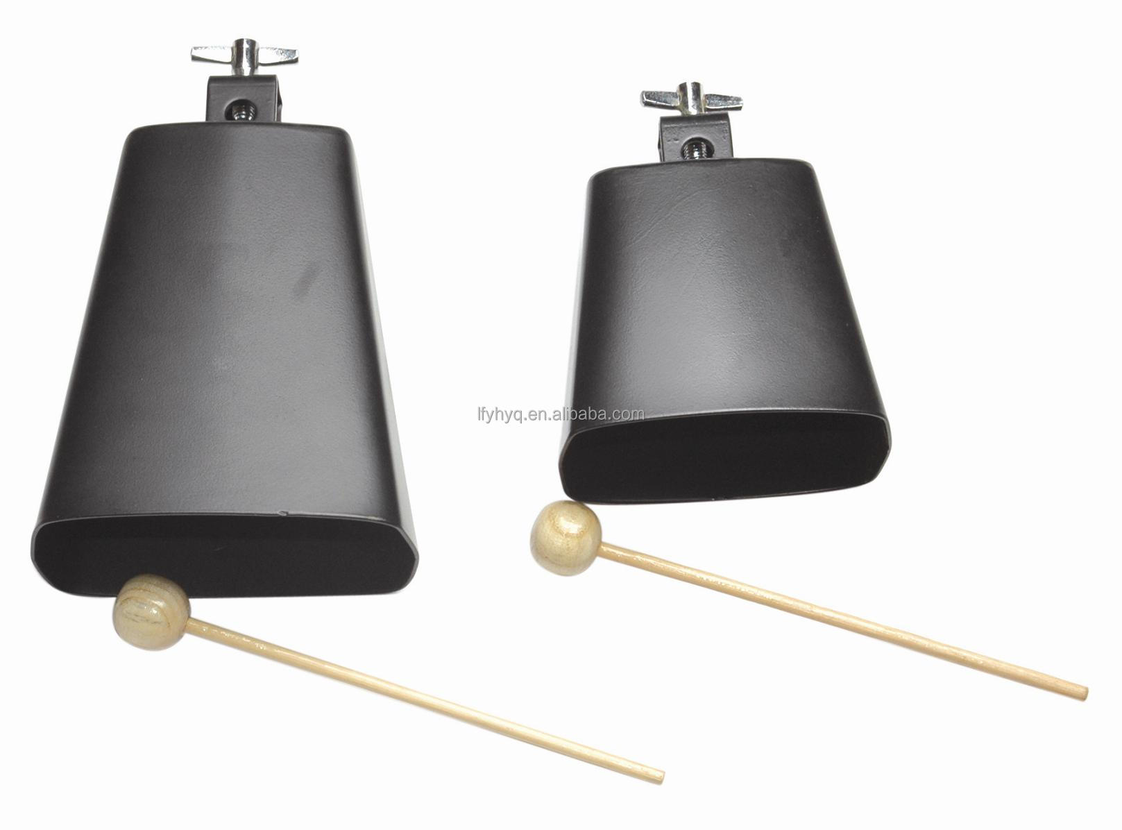 plastic small Cowbell education musical instruments percussion music toys