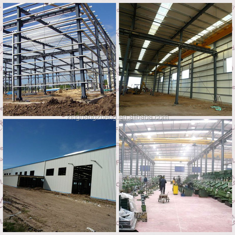 Plant,Warehouse,Guard House,Villa,Sentry Box,House,Hotel,Office,Workshop Use and Steel Material prefabricated school building