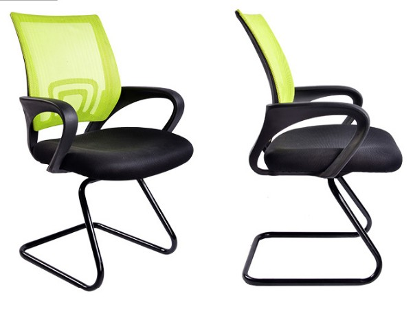 Office Mesh Conference Simple Fabric School Meeting Chair